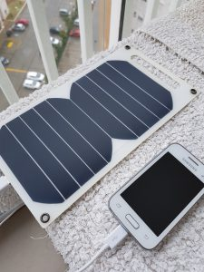 mini generateur solaire